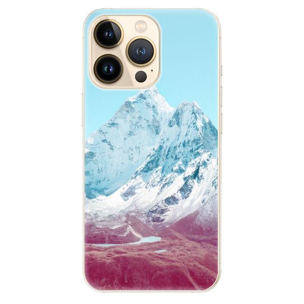 Odolné silikonové pouzdro iSaprio - Highest Mountains 01 - iPhone 13 Pro Max
