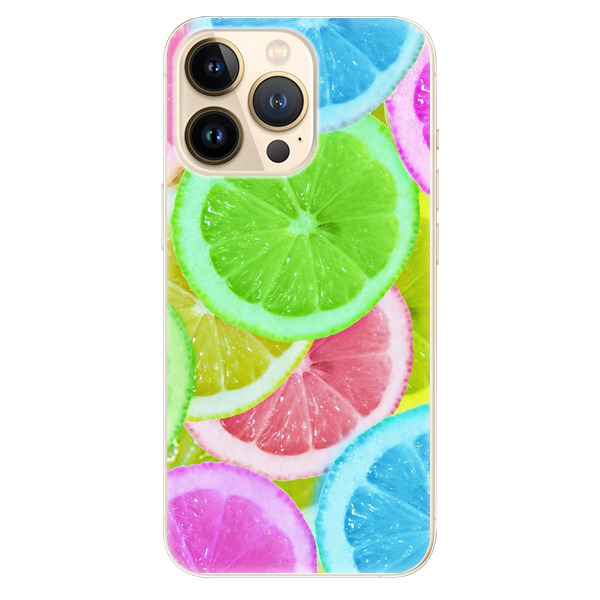 Odolné silikonové pouzdro iSaprio - Lemon 02 - iPhone 13 Pro Max