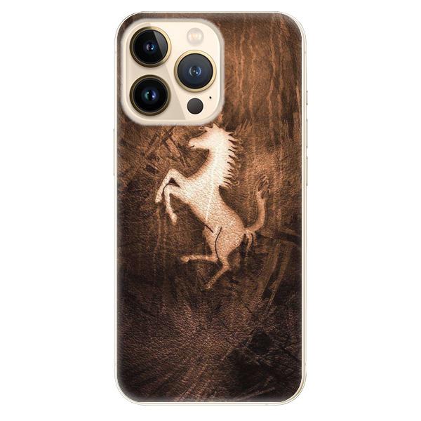 Odolné silikonové pouzdro iSaprio - Vintage Horse - iPhone 13 Pro Max