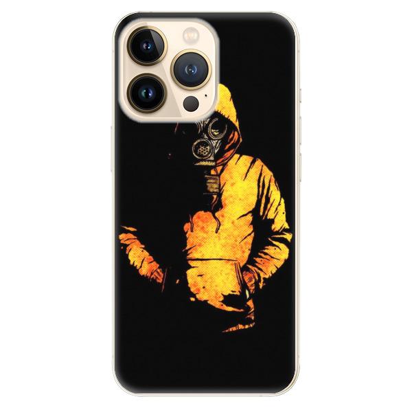 Odolné silikonové pouzdro iSaprio - Chemical - iPhone 13 Pro Max