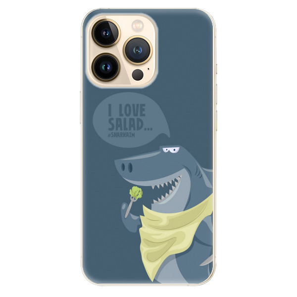 Odolné silikonové pouzdro iSaprio - Love Salad - iPhone 13 Pro Max