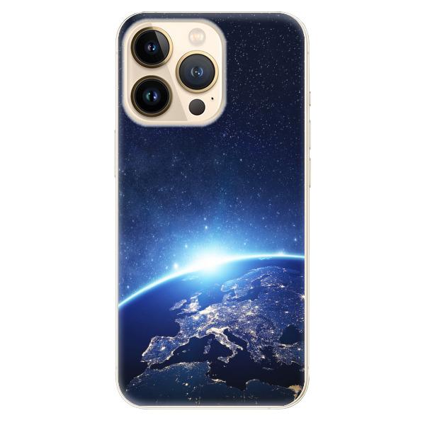 Odolné silikonové pouzdro iSaprio - Earth at Night - iPhone 13 Pro Max