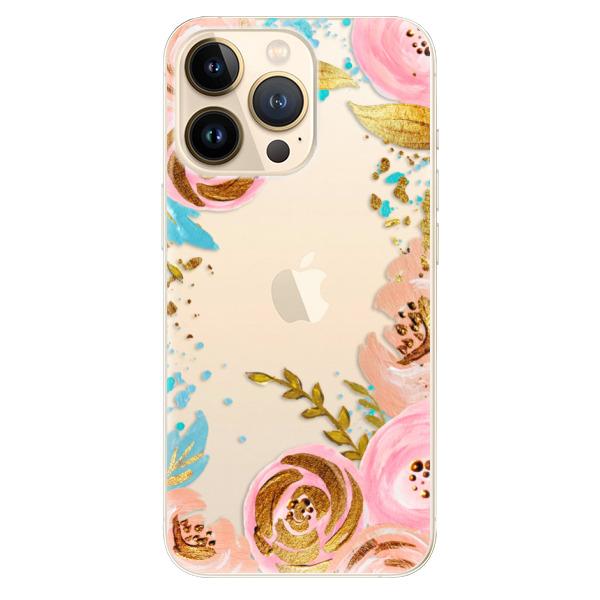 Odolné silikonové pouzdro iSaprio - Golden Youth - iPhone 13 Pro Max