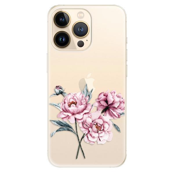 Odolné silikonové pouzdro iSaprio - Poeny - iPhone 13 Pro Max