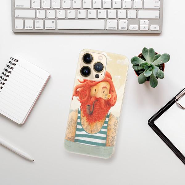 Odolné silikonové pouzdro iSaprio - Sailor - iPhone 13 Pro Max