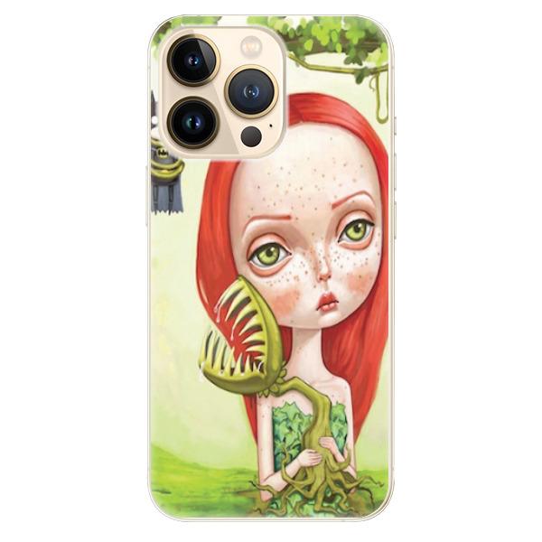 Odolné silikonové pouzdro iSaprio - Poison - iPhone 13 Pro Max