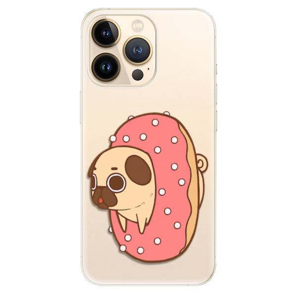 Odolné silikonové pouzdro iSaprio - Dog 04 - iPhone 13 Pro Max