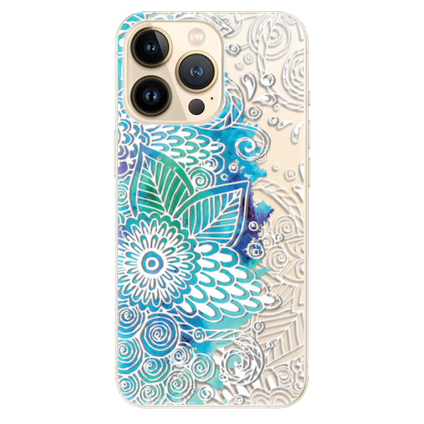 Odolné silikonové pouzdro iSaprio - Lace 03 - iPhone 13 Pro Max