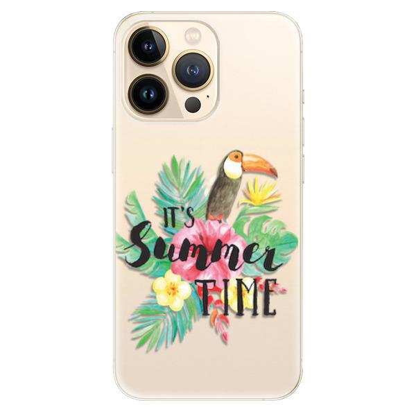Odolné silikonové pouzdro iSaprio - Summer Time - iPhone 13 Pro Max
