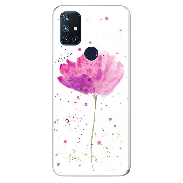 Odolné silikonové pouzdro iSaprio - Poppies - OnePlus Nord N10 5G