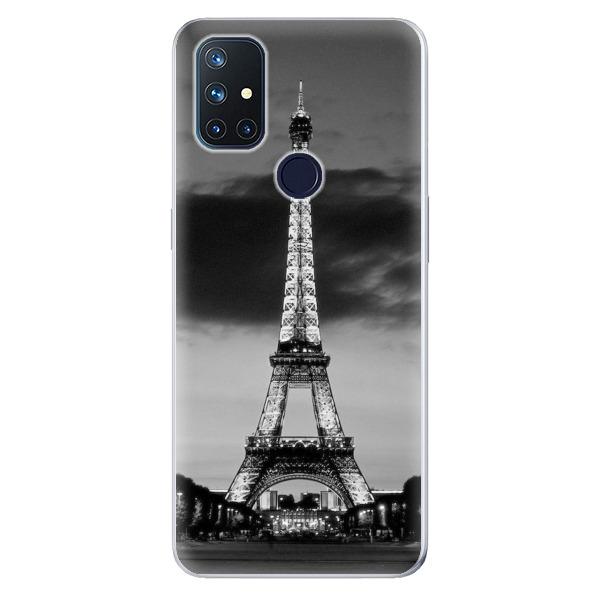 Odolné silikonové pouzdro iSaprio - Midnight in Paris - OnePlus Nord N10 5G