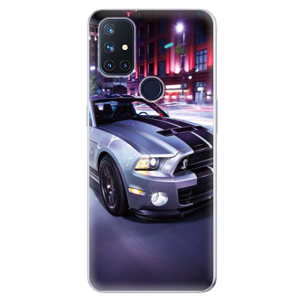 Odolné silikonové pouzdro iSaprio - Mustang - OnePlus Nord N10 5G