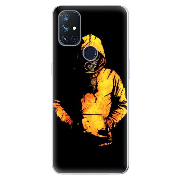 Odolné silikonové pouzdro iSaprio - Chemical - OnePlus Nord N10 5G