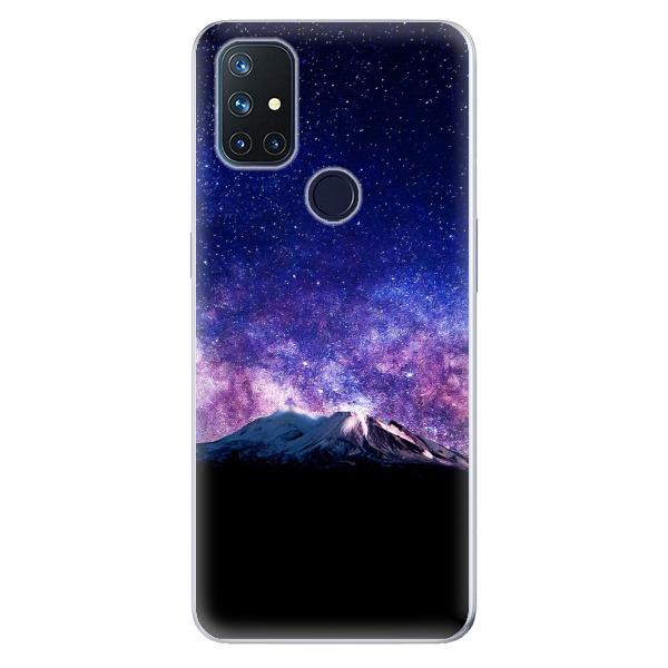 Odolné silikonové pouzdro iSaprio - Milky Way - OnePlus Nord N10 5G