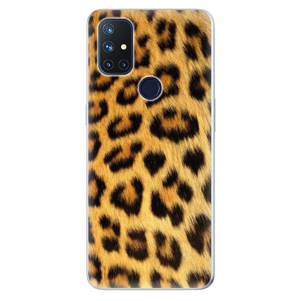 Odolné silikonové pouzdro iSaprio - Jaguar Skin - OnePlus Nord N10 5G