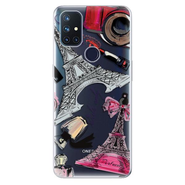Odolné silikonové pouzdro iSaprio - Fashion pattern 02 - OnePlus Nord N10 5G
