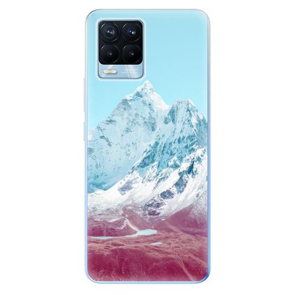 Odolné silikonové pouzdro iSaprio - Highest Mountains 01 - Realme 8 / 8 Pro