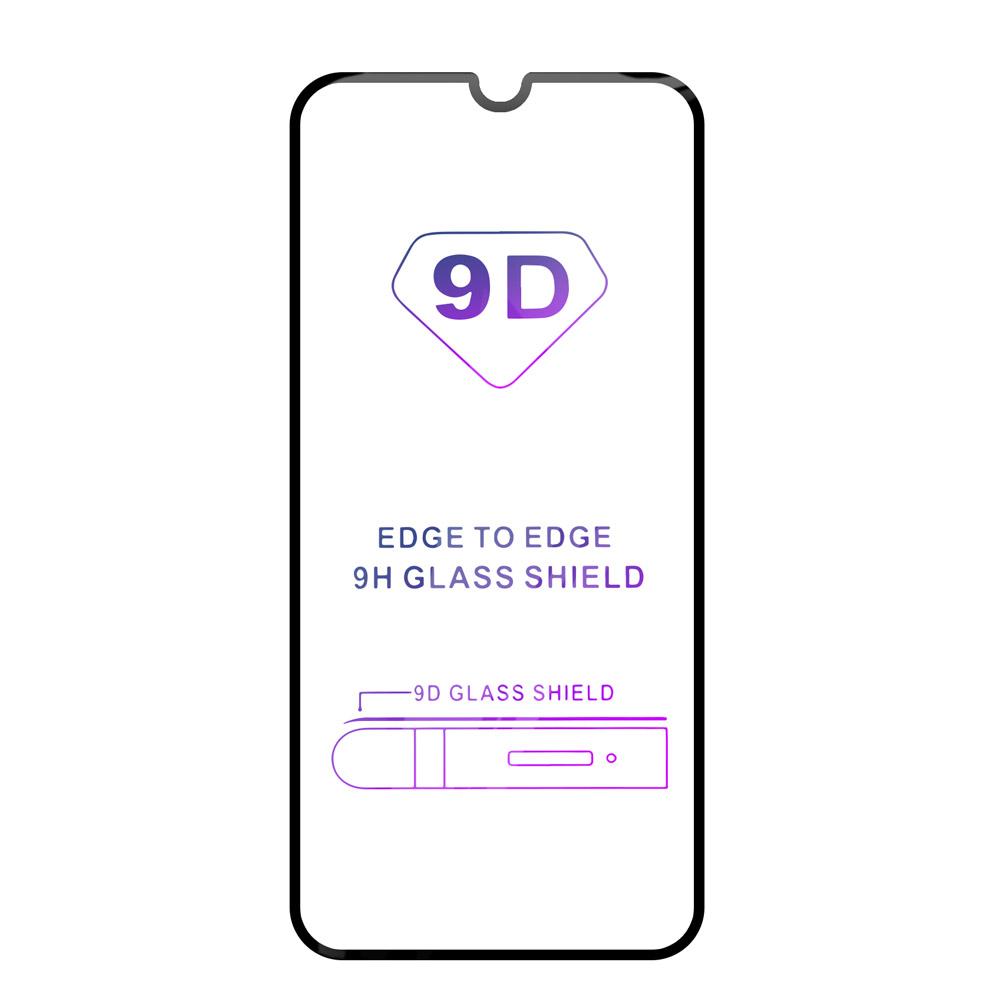 Tvrzené sklo iSaprio 9D BLACK pro Samsung Galaxy A40