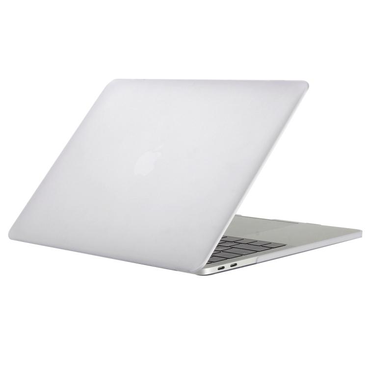 """Polykarbonátové pouzdro / kryt iSaprio pro MacBook Pro 13.3"""" (2016 - 2017) průhledné mléčné"""
