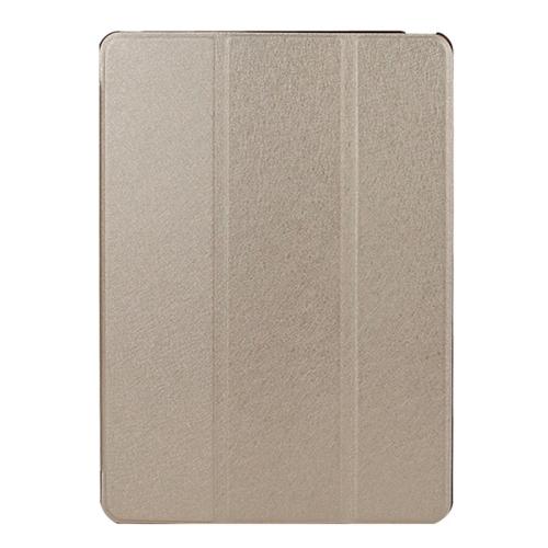 Kožený kryt / pouzdro Smart Cover iSaprio pro iPad Air 2 zlatý