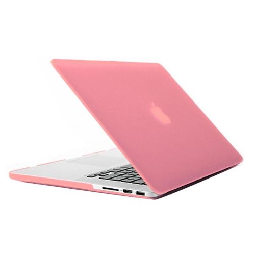 Polykarbonátové pouzdro / kryt iSaprio pro MacBook Retina 15 růžové