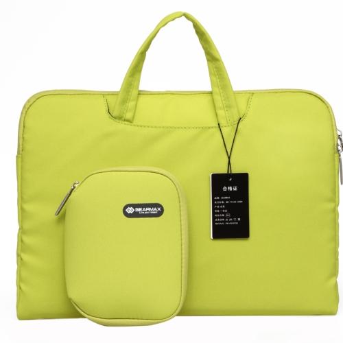 Brašna na notebook Gearmax 13.3 pro MacBook zelená
