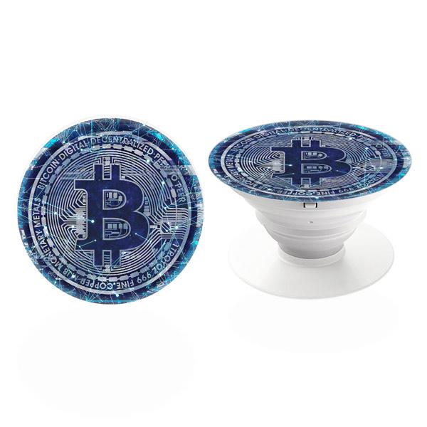 PopSocket iSaprio – Bitcoin 01 – držák na mobil