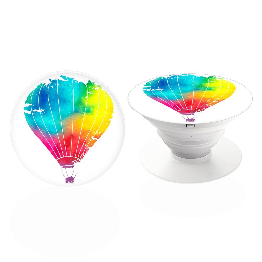 PopSocket iSaprio – Flying Baloon 01 – držák na mobil