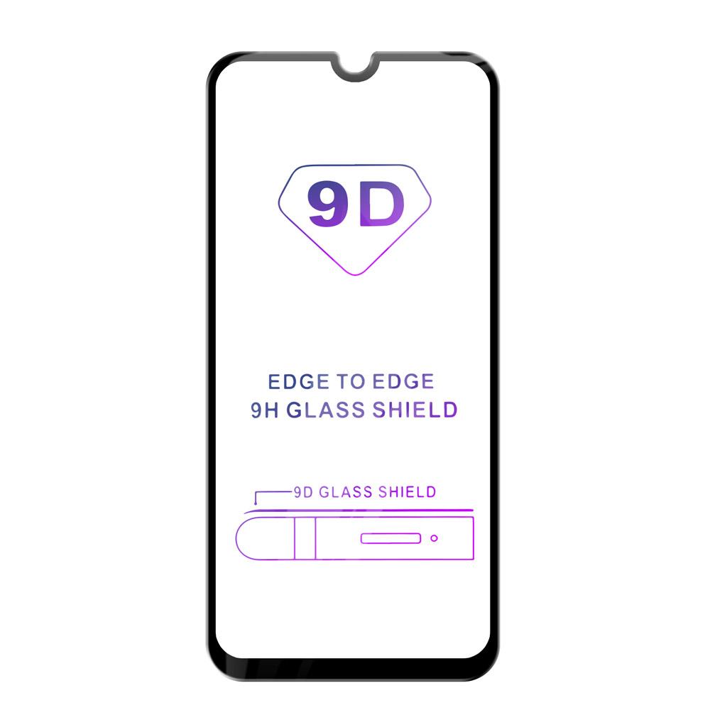 Tvrzené sklo iSaprio 9D BLACK pro Samsung Galaxy A42